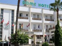 Kıbrıs Vakıflar İdaresi, 2008 yılında 10 yıllığına Dayanışma Turizm Ltd.'e verilen Dome Otel'in gelirinden Kıbrıs Vakıflar İdaresi'ne 1 milyon 32 bin 489 TL kâr payı aktarıldığını açıkladı.