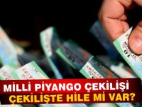 Milli Piyango'da hile iddiası!