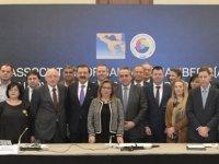 KTTO, Balkan Odalar Birliği Genel Kurulu'na gözlemci sıfatıyla katıldı