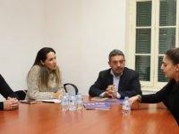 Mülteci Hakları Derneği hazırladığı yasa taslağını CTP'ye sundu