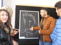 LAÜ öğrencileri tel sanatını deneyimleme şansı buldu