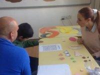 Öğrenciler ile Velileri Eğlenceli Oyunlarla Bir Araya Geldi