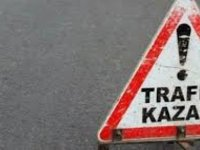 Mağusa-Lefkoşa Anayolu'nda kaza !
