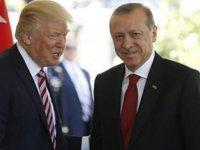 Trump: Suriye'de Kürtleri vurursa, Türkiye'yi ekonomik yıkıma uğratırız