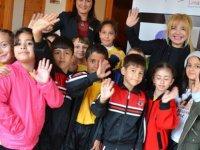 Limasol Sosyal Sorumluluk Kurumu çocukları tiyatro ile buluşturdu