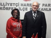 MHP'den Afrika açılımı: Etiyopyalı öğretmenden MHP'ye üyelik başvurusu