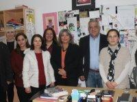 DP Lefkoşa ilçe örgütü çocuk yuvasını ziyaret etti