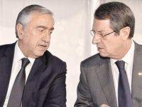 """Anastasiadis'ten Cumhurbaşkanı Akıncı'ya """"Yanıt""""..."""
