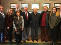 Kuzey Kıbrıs Çevre ve Kültür Mirasını Koruma Vakfı Derneği Başkanlığına Ezcan Özsoy getirildi