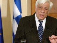 """Pavlopulos: """"Kıbrıs Cumhuriyeti sınırlı bir egemenlikle düşünülemez"""""""