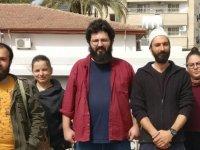 Kıbrıs'ta Vicdani Ret İnisiyatifi vicdani retçi Halil Karapaşaoğlu için dayanışma istedi