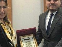Yaga Direktörü Sertoğlu, Cumhurbaşkanlığı Yatırım Ofisi Başkanı Ermut ile görüştü