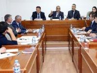 Meclis Araştırma Komitesi Girne-Lefkoşa anayolunda meydana gelen sel felaketiyle ilgili ilk toplantısını yaptı