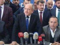 Yerel seçimde aday gösterilmeyen AKP Çorum İl Başkanı istifa etti
