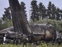 Askeri Uçak Düştü!