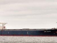 LNG tankeri Limasol Limanı'na çekildi