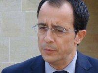 """Hristodulidis: """"2019 Kıbrıs sorunu için dönüm noktası"""""""