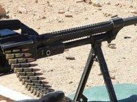 Cengiz Topel atış alanında makineli tüfek atışı yapılacak