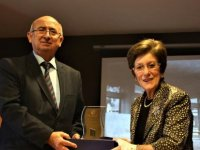 Özyiğit, Ahmet Vural Behaeddin'i Anma Etkinliğine Katıldı