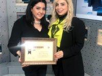 YDÜ Saç Bakım Ve Güzellik Hizmetleri Bölümü Business Türk Channel'da Anlatıldı…
