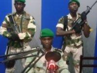 Gabon'da askeri darbe: Askerler Ulusal Radyo'yu ele geçirdi