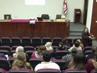 Hasta refakatçisi eğitim kursu bugün başladı