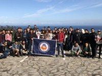 DAÜ YDİHO öğrencileri Girne bölgesi'ni tanıdı