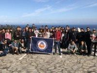 DAÜ YDİHO öğrencileri Girne Bölgesi'ni tanidi