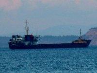 Çanakkale Boğazı'ndan Geçen Geminin Kaptanı Kamarasında Ölü Bulundu