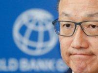 Dünya Bankası Başkanı Jim Yong Kim'den sürpriz istifa