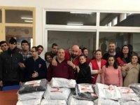 Kuzey Kıbrıs Türk Kızılayı Derneğinden 18 yaş üstü Engelli Rehabilitasyon Merkezine bağış