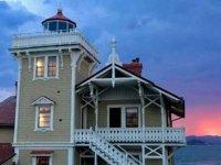 San Francisco açıklarında ıssız adadaki otel, 65 bin dolar maaşla personel arıyor