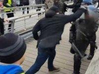 Fransa polisini yumruklarıyla perişan eden eski boks şampiyonu için 114 bin Euro toplandı