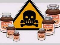 Bu tarım ilaçları artık yasak!