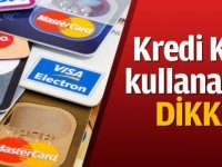Kredi kartlarına uygulanacak faiz oranları belirlendi