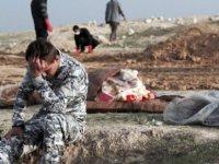 38 kadın cesedinin olduğu toplu mezar bulundu!