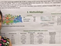 DAÜ Öğretim Elemanı Eker, Avrupa Kolorektal kanseri genetiği araştırmacıları arasında