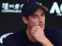 Andy Murray gözyaşları içinde tenisi bırakabileceğini açıkladı