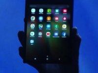 Katlanabilir telefon Samsung Galaxy S10 ile beraber geliyor!