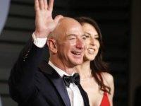 Amazon'un kurucusu Jeff Bezos'un olaylı boşanması!
