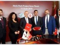 Akıllı Park için protokol imzalandı