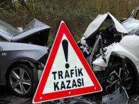 Trafik kazalarında artış var…