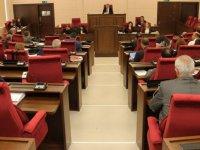 Meclis toplantısı tamamlandı