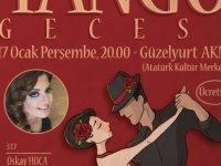"""""""LBO Tango Gecesi"""" Lefkoşa'dan sonra Güzelyurt'ta"""