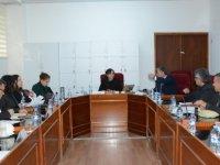 Meclis İdari Komite Ktezo Yasa Tasarısını görüştü