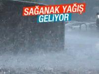 Meteoroloji uyardı: Soğuk hava ve yağmur geliyor