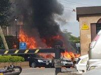 Kenya'da bir otele saldırı: El Şebab üstlendi (video)