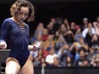 İnternetin yeni fenomeni: jimnastik performansı interneti salladı (video)