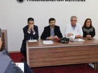 """Varoğlu: """"Thalassaemialıların ilaç ve tahlil sorunları var"""""""
