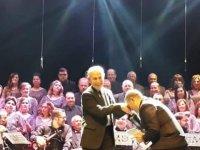 Çağdaş Müzik Derneği Tsm Korosu, Hüseyin Kanatlı onuruna konser verdi